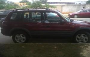 SUV Rental in Uganda
