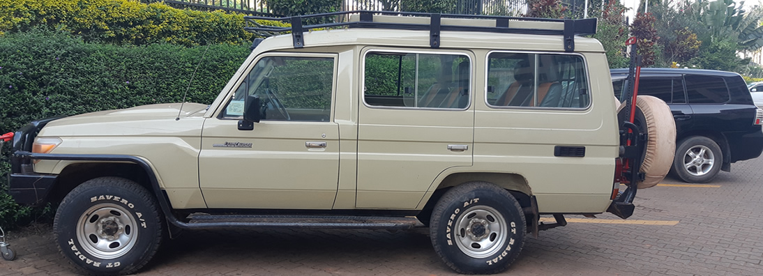 Safari Landcruiser